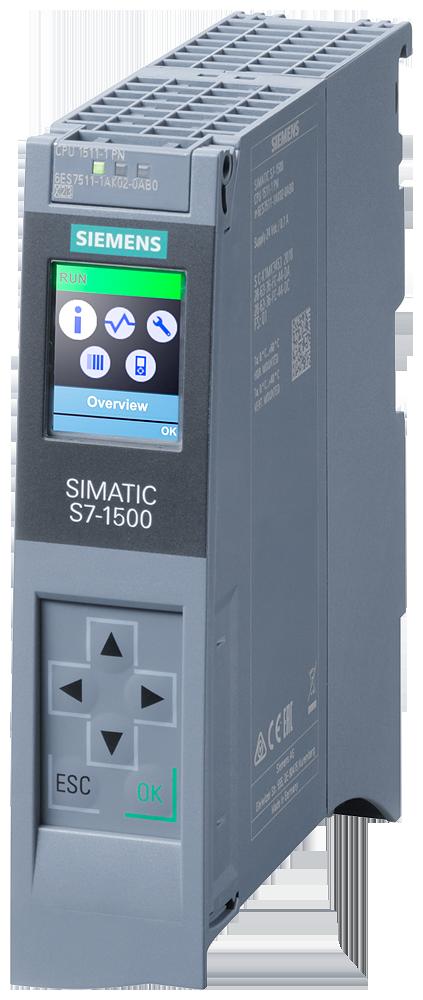 Siemens 6ES75111AK020AB0 SIMATIC CPU