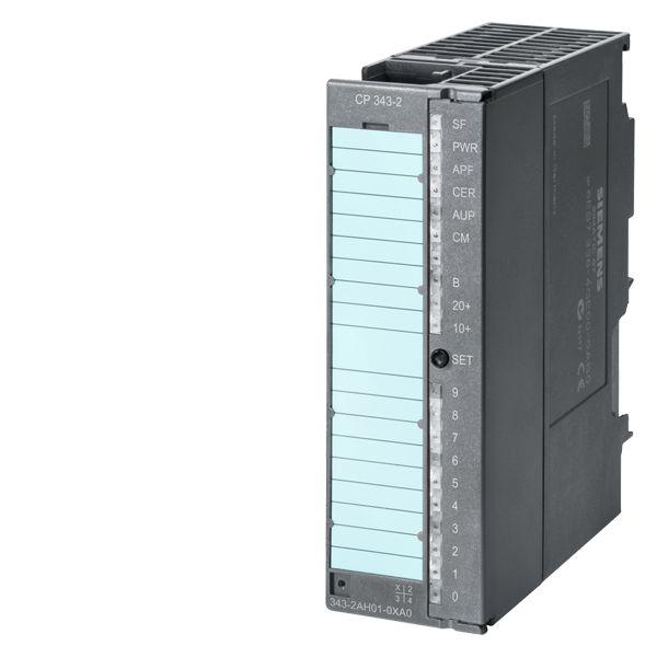 Siemens 6GK73432AH010XA0 SIMATIC Communication Processor