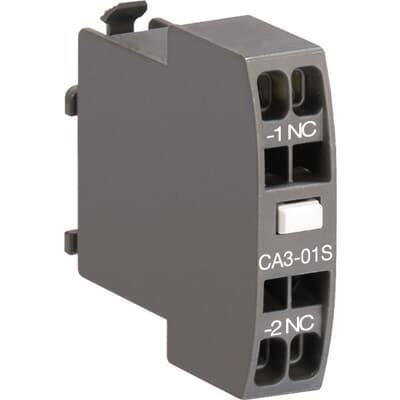 ABB CA3-01S Auxiliary Contact Block