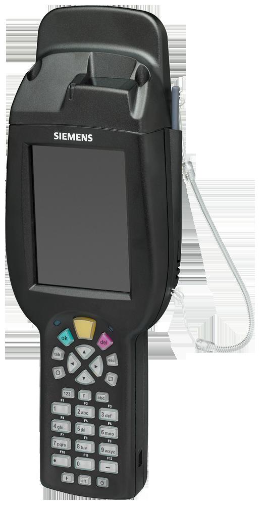 Siemens 6GT28031BA00 SIMATIC RF300 Mobile Handheld Terminal