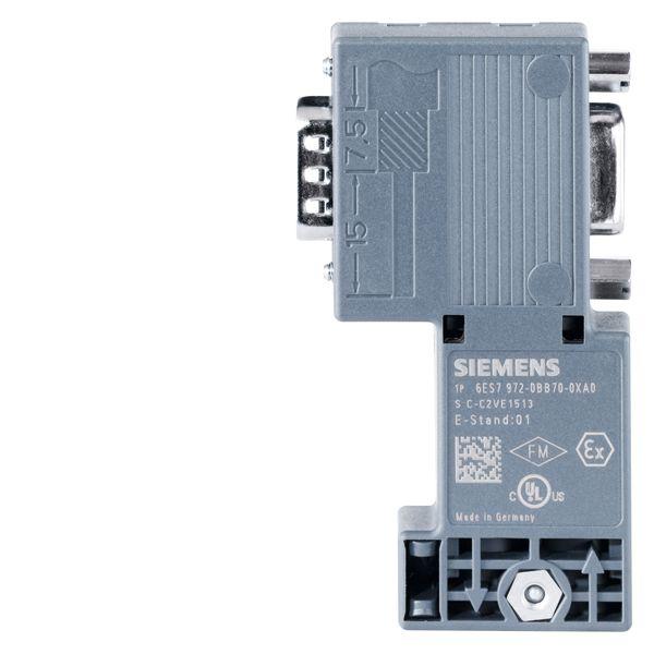 Siemens 6ES79720BB700XA0 Bus Connector
