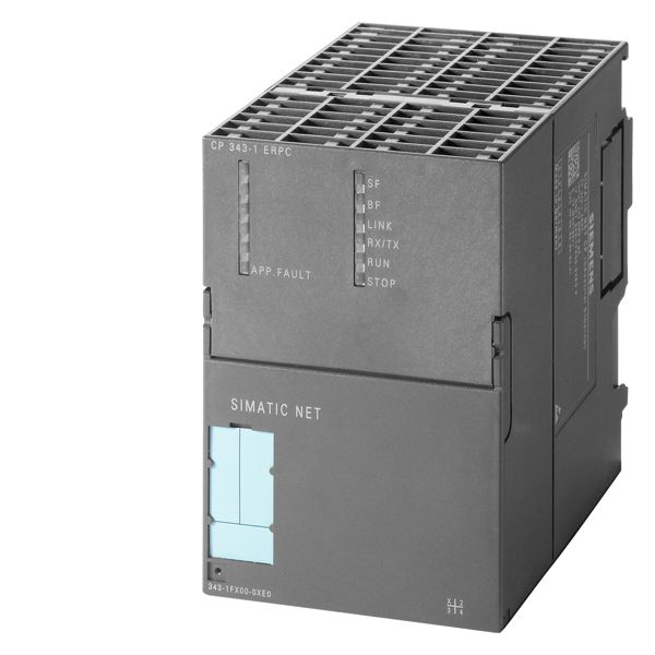 Siemens 6GK73431FX000XE0 Communication Processor