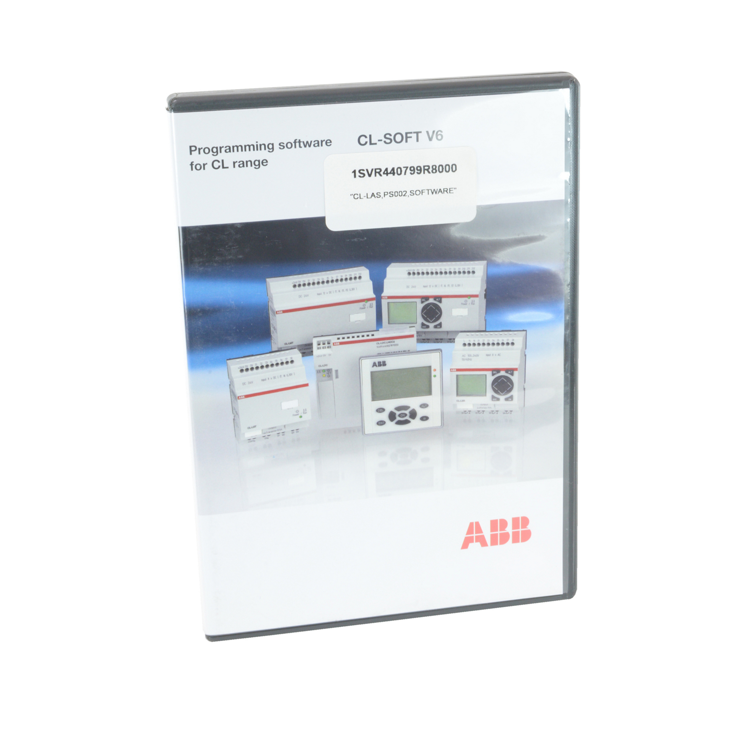 ABB 1SVR440799R8000 Industrial Control Software