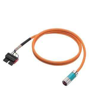 Siemens 6FX50025CN061AC5 Motor Power Cable