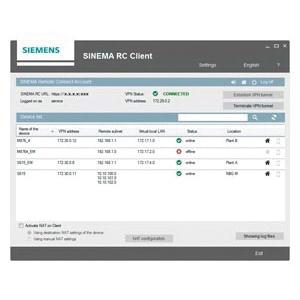 Siemens 6GK17211XG010AA0 Software