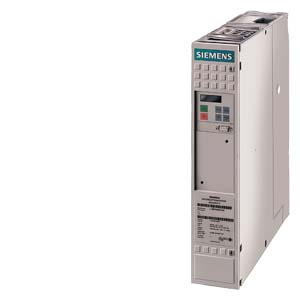 Siemens 6SE70315EF60 Converter Unit