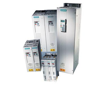 Siemens 6SE70418EK850AA0 Infeed Rectifier Unit