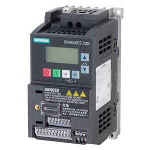 Siemens 6SL32105BB112UV1 SINAMICS AC Frequency Inverter