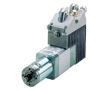 Siemens 6SN21325KW111BA1 Programmable Positioning Motor