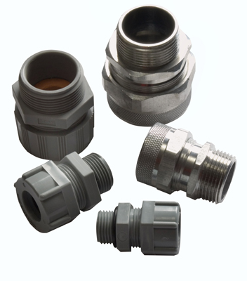 Cable gland connector
