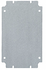Enclosure plates or covers