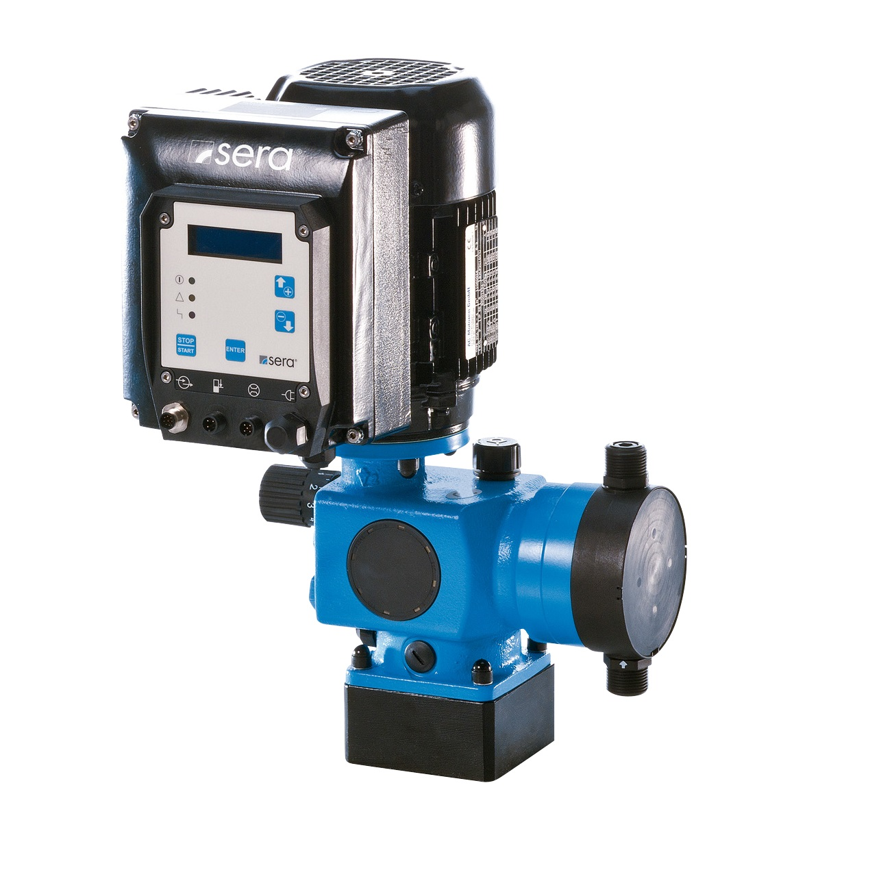 Metering or injection or proportioning pumps
