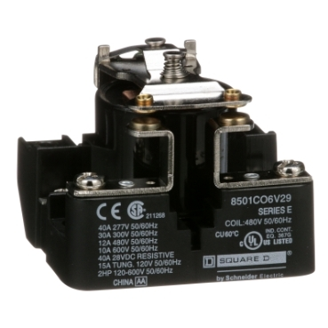 Type C Power Relays