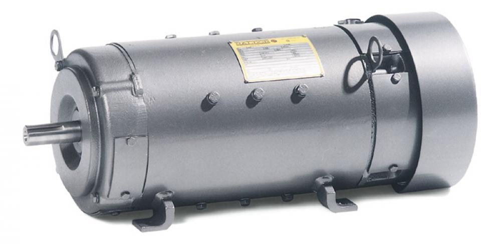 Baldor Electric D5515P Shunt Wound Motor Dc