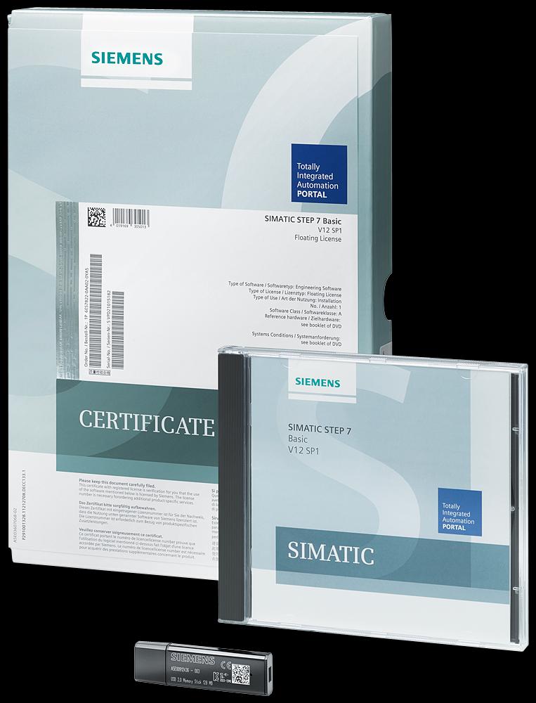 Siemens 6ES78220AA050YE5 SIMATIC Engineering Software