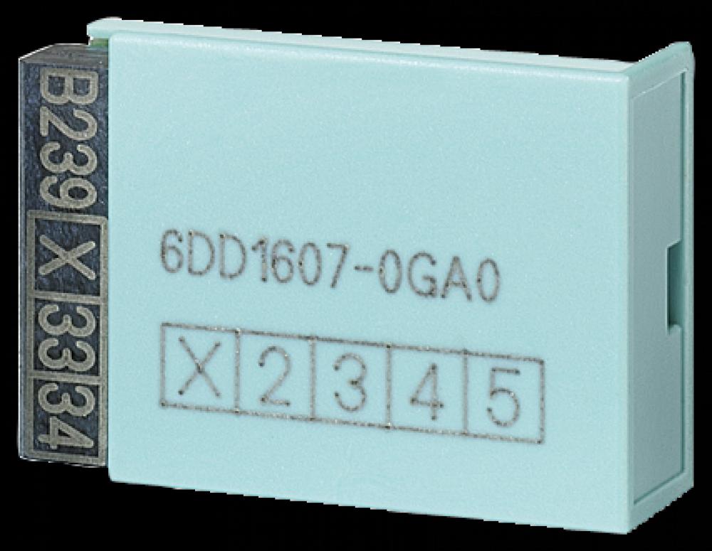 Siemens 6DD16070GA0 SIMATIC PLC Base Unit