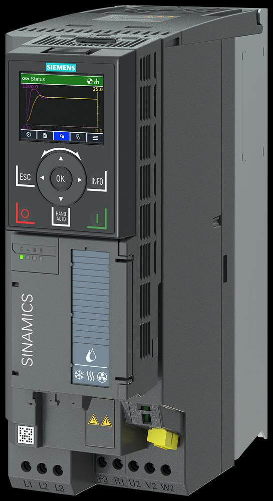 Siemens 6SL32203YE220UF0 Infrastructure Converter