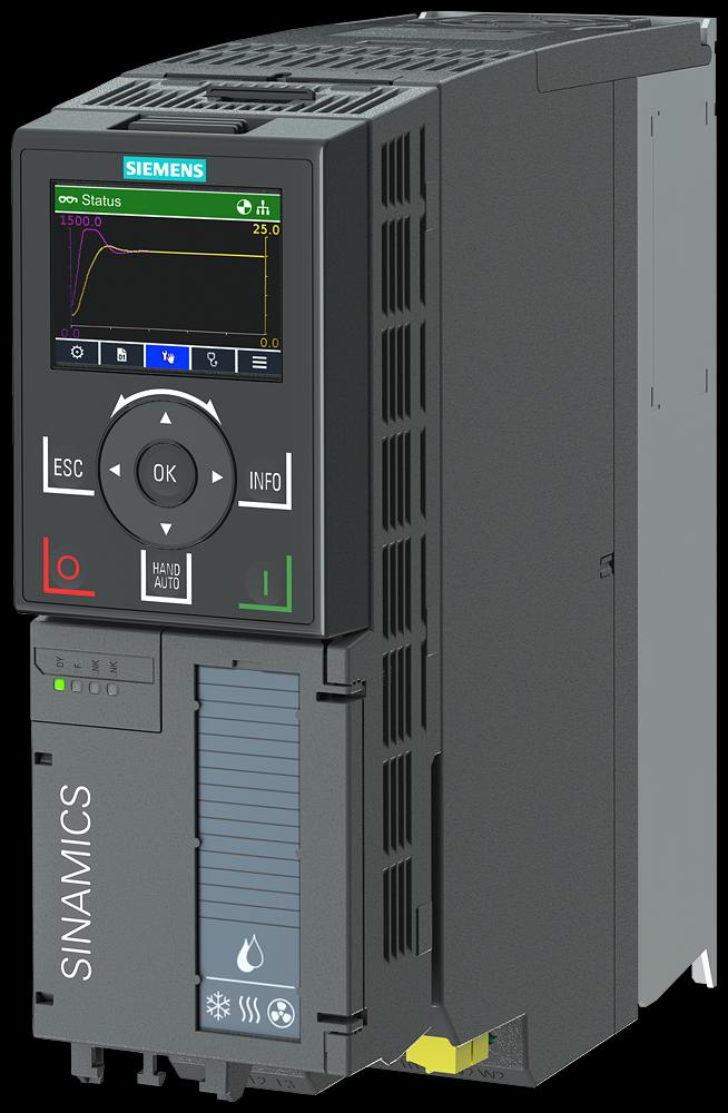 Siemens 6SL32203YE100UF0 Infrastructure Converter