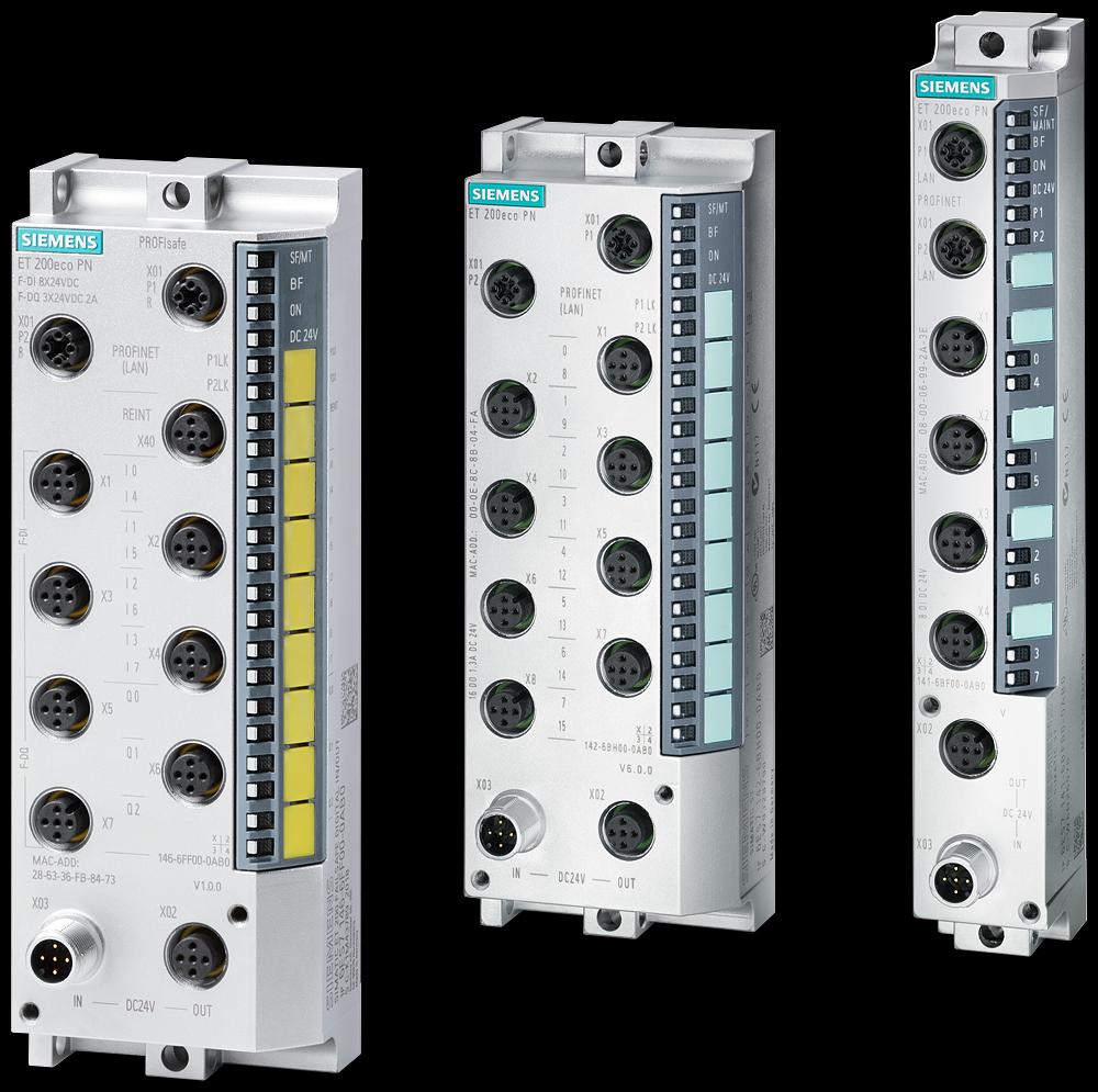 Siemens 6ES71466FF000AB0 Digital Input/Output Module