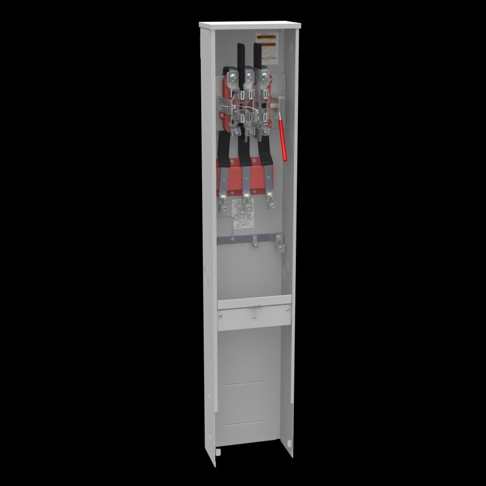 Milbank U9107-O-WI Meter Center Or Socket