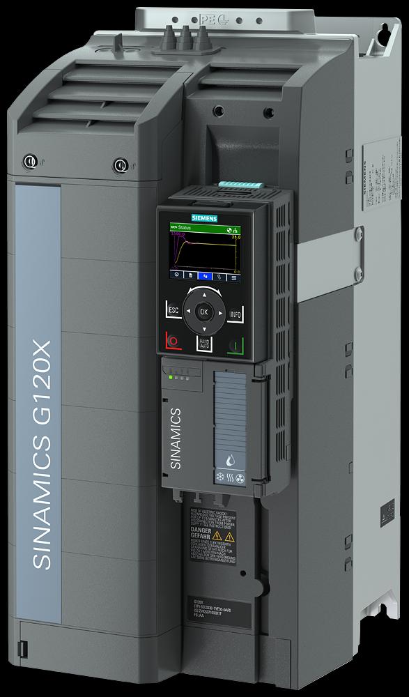Siemens 6SL32203YE300UF0 Infrastructure Converter