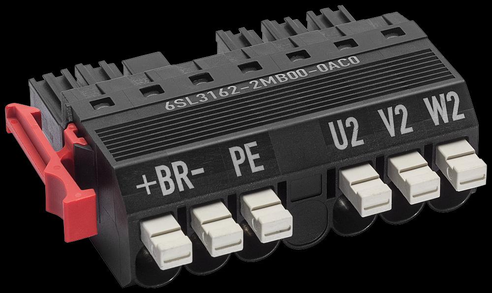 Siemens 6SL31622MC000AC0 Power Connector