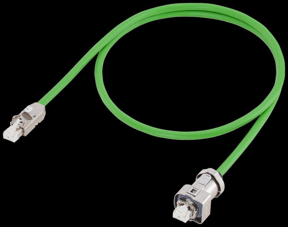 Siemens 6FX50022DC101JA0 Signal Cable