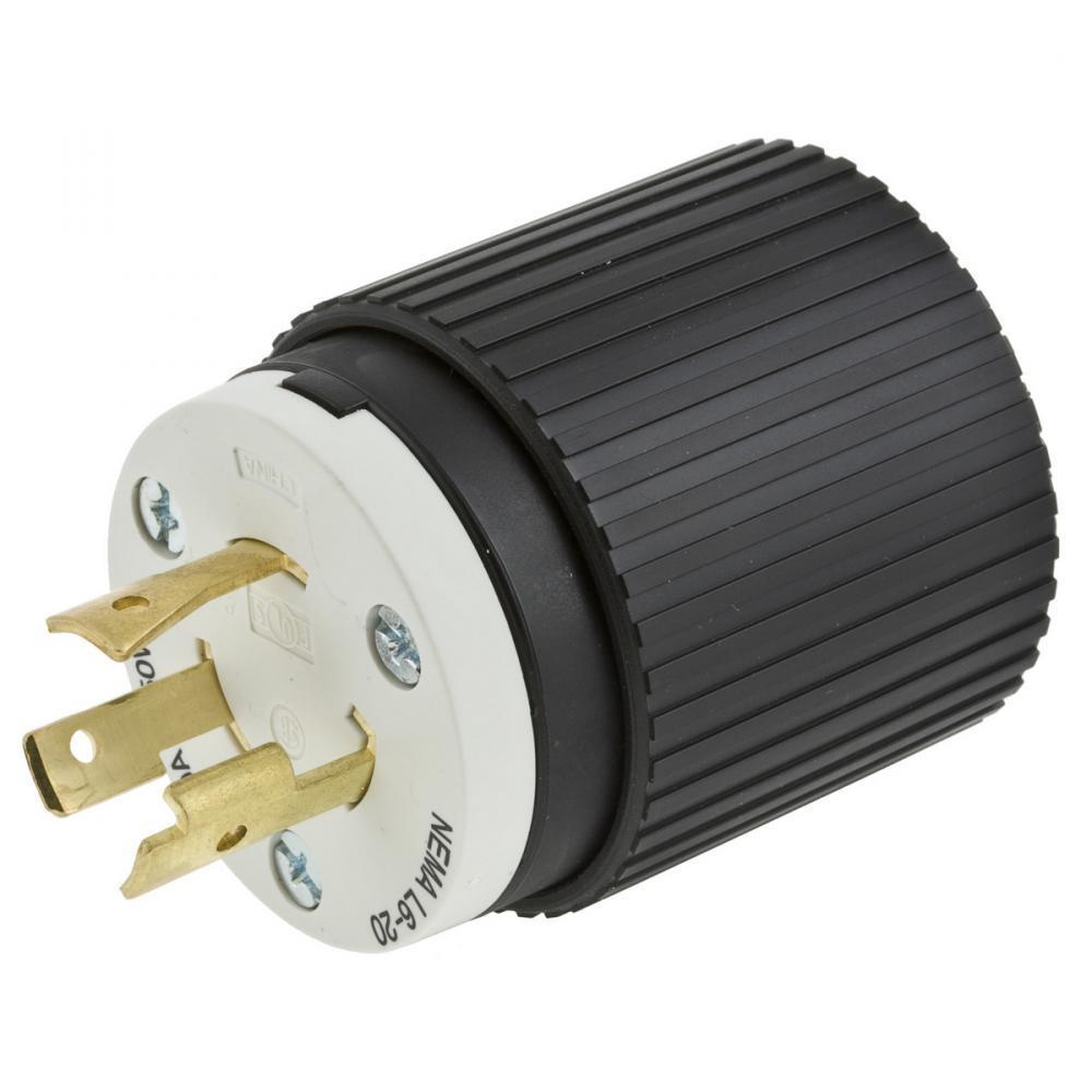 Hubbell L630P Locking Male Plug