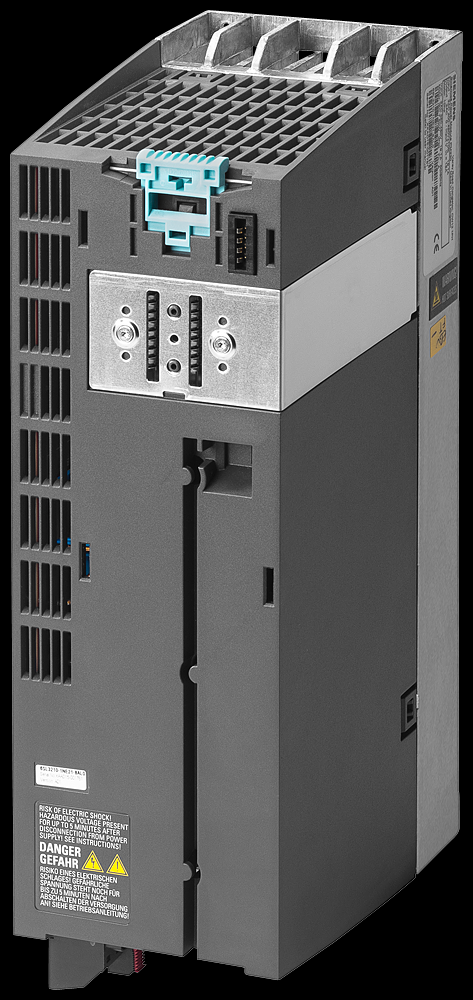 Siemens 6SL32101PB214AL0 SINAMICS Power Module