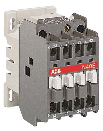 ABB N31E-55 Contactor Relay