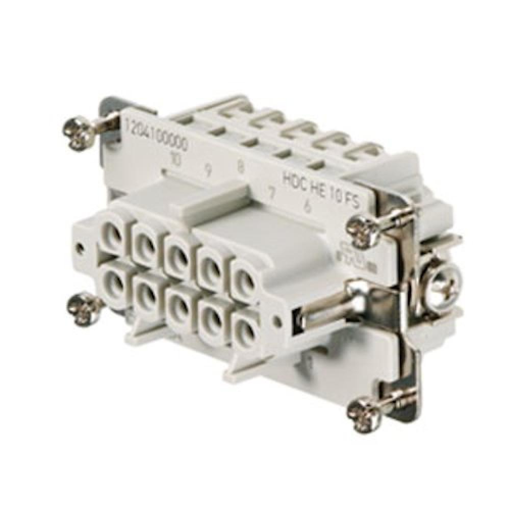Weidmuller 1204100000 Backshell Connector