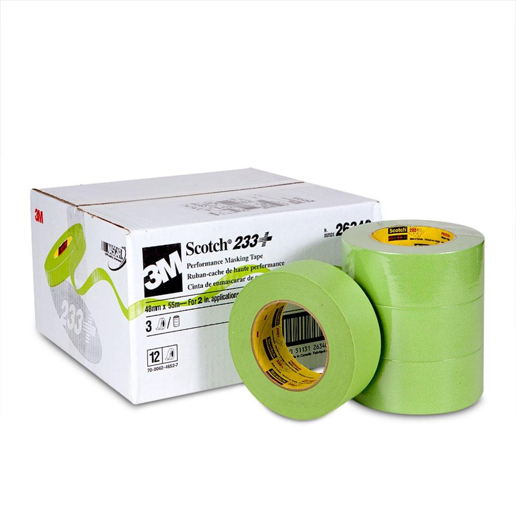 3M 233+48MMX55M-BULK Masking Tape
