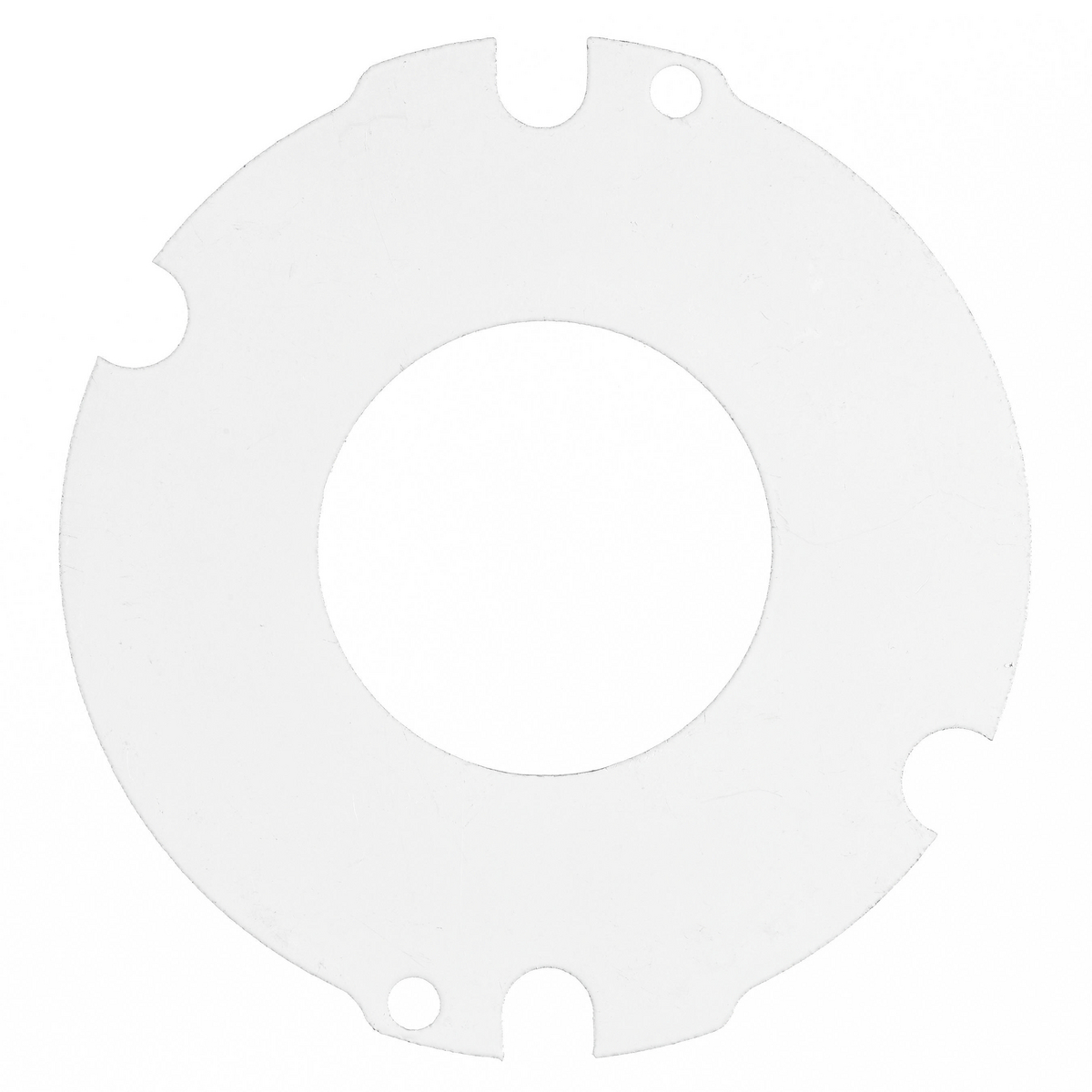 Hubbell S1R4SPTWIST SystemOne Sub Plate