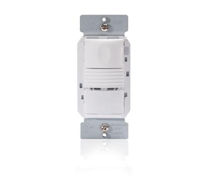 Wattstopper PW-100-W Occupancy Or Motion Sensing Switch