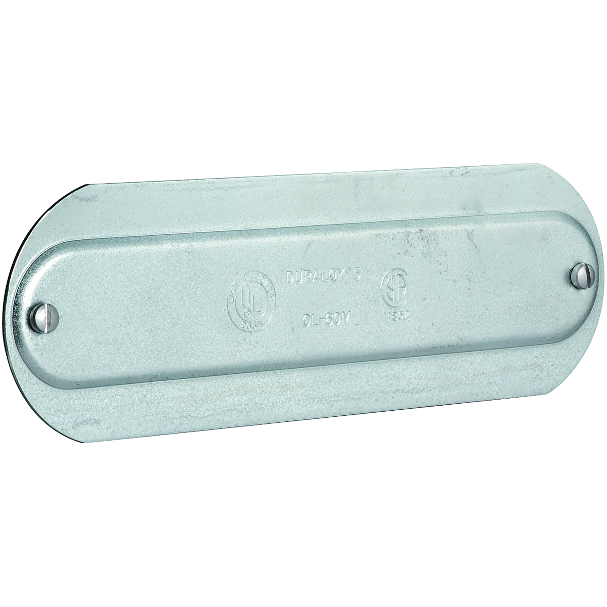 Hubbell OL-780 Conduit Body Cover