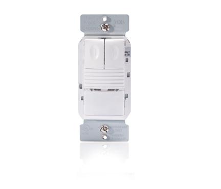 Wattstopper PW-200-W Occupancy Or Motion Sensing Switch